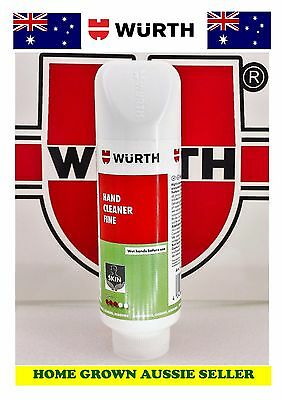 Wurth Industrial Hand Cleaner Plus, Cleans And Protects - Save$$$ On Postage