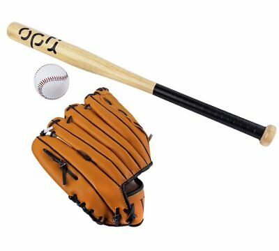 NEW Opti Baseball Bat and Glove Set - 25 Inch Starter Baseball Kit And Includes
