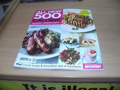 Woman magazine presents 500 Calorie Diet #5: 82 Recipes for 5:2 Days