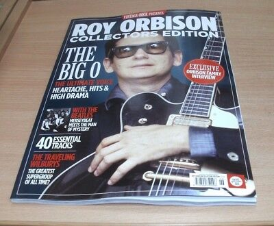 Vintage Rock magazine presents Roy Orbison Collectors Edition 2017