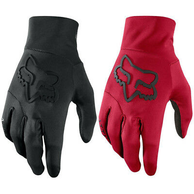 Fox Attack Water Gloves MTB Mountain Bike Winter Cycling Trail Enduro XC New