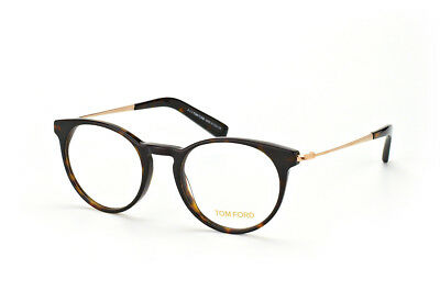 27333390839e Tom Ford FT 5383 052 dark havana   gold Eyeglass Frames
