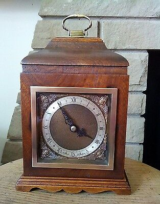 very early English bracket clock made by Elliott in excellent condition.
