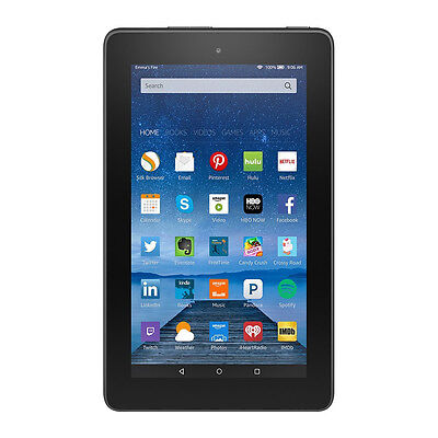 "Brand New, Sealed,  Amazon Fire,  8Gb, Wi-Fi,  7"" Tablet, Black"