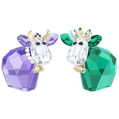 Swarovski KING & QUEEN MO 2017 Limited Edition 5270746