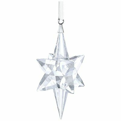 Swarovski Crystal STAR ORNAMENT Large  5287019 New 2017