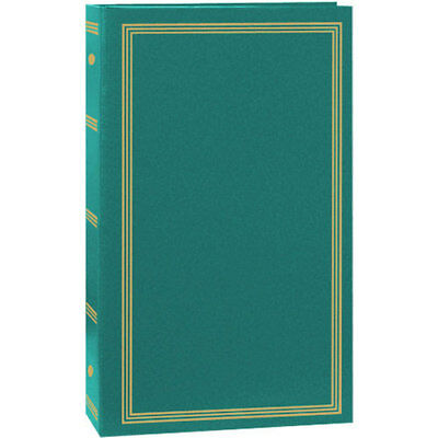 Pioneer STC-46 3-Ring 4x6 Photo Album Teal (Same Shipping Any Qty)