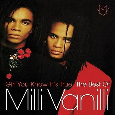 Girl You Know It's True: The Best of Milli Vanilli by Milli Vanilli (CD, Jul-201