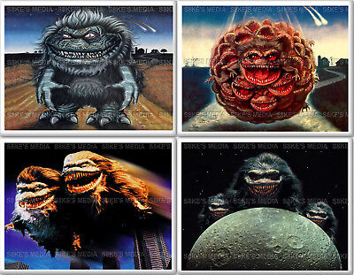 Critters Fridge Magnet 50mm x 35mm