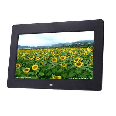 10inch HD LCD Digital Photo Frame Picture Alarm Clock MP4 Movie Film Player A6I2