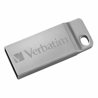 Verbatim Corporation 98748 16Gb Metal Executive Usb 2.0