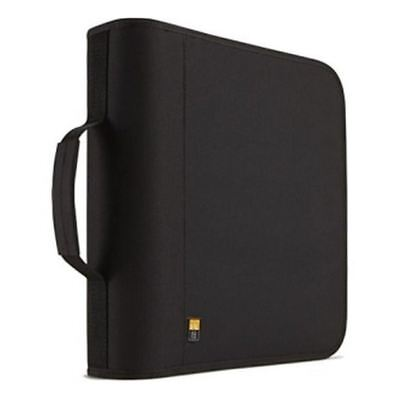Case Logic-Personal & Portable Bnb-208Black Cd/dvd Binder 208 Capacity