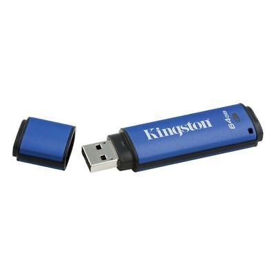 Kingston Dtvp30/64Gb 64Gb Dtvp30 Flash Drive Usb