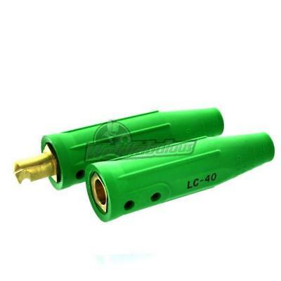 Lenco 05552 LC-40 Green Welding Cable Holder Set