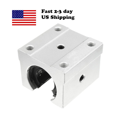 PDTech: SBR12UU Bearing for SBR12 Supported Linear Rail US USA Shipping