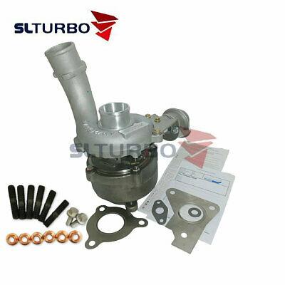 Complete Turbo charger GT1749V for Renault 1.9 DCI 120 HP F9Q - 708639-10