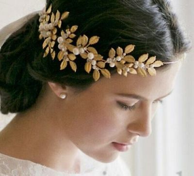 Bridal Jewelry Party Metal Hair Accessory New Vintage Headband Crown Tiara