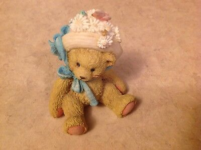 Cherished Teddies 1992 Friendship Blossoms With Love Daisy 910651 - No box