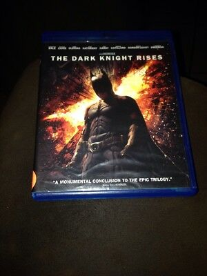 The Dark Knight Rises (Blu-ray Disc Only) FREE FIRST CLASS SHIPPING