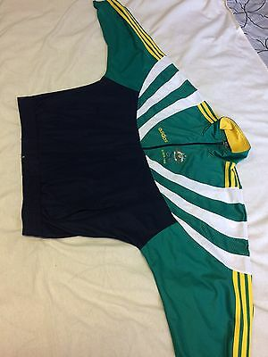 australian olympic team jacket - athlete issue to owen mcmahon sailing