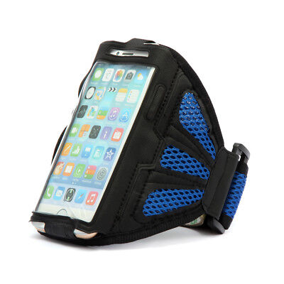 For iPhone 6/6S Premium Sports Mesh Running Armband Case Cover Holder