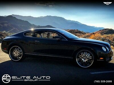 2005 Bentley Continental GT CONTINENTAL 2005 Bentley , Celebrity owned, Beverly Hills Serviced, FREE SHIPPING