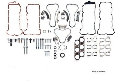 Genuine GM HOLDEN Commodore V6 Complete Timing chain Kit VZ Suits early model VZ