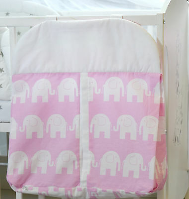 Baby Nursery Nappy Stacker / Nappy Bag / Diaper Stacker / Diaper Bag/cot/cot Bed