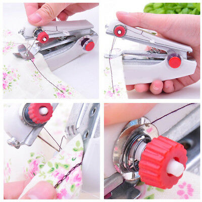 Multi-Functional Home Travel Use Portable Mini Hand-held Sewing Machine New