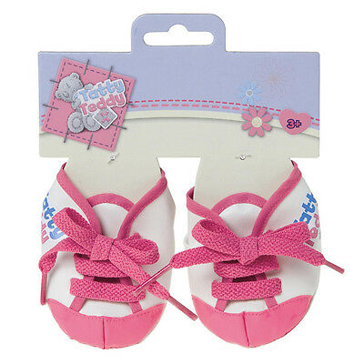 Me To You Dress Up Tatty Teddy Pink Trainers - brand new