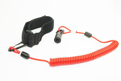 Bodyboard Coiled Wrist Leash,Boogie Board bicep leash Strap Leash Extended 1.25m