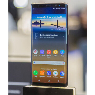 Samsung Galaxy Note8 (Note 8) N950FD Dual LTE 6G+64GB Orchid Grey Ship from EU