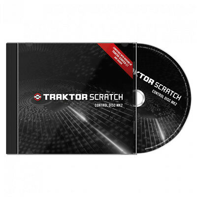 Native Instruments Traktor Scratch Timecode CD MK2 (Paar)