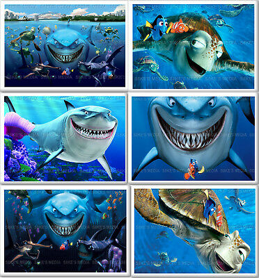 Finding Nemo Fridge Magnet 50mm x 35mm