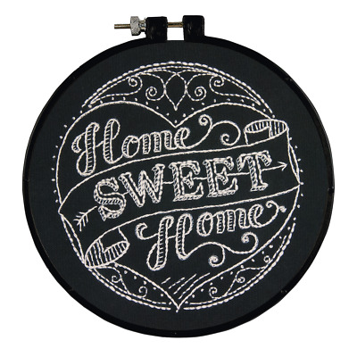 Dimensions - Embroidery Kit - Home Sweet Home - D72-74059