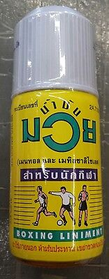 Namman Muay Thai Boxing Oil 120cc (Original From Thailand)UK stock Free delivery