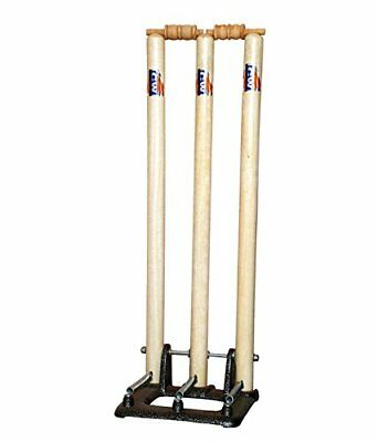 """NEW"" CW Cricket Spring Stand For Wooden Stumps-71cm -2 bails  High Quallity"