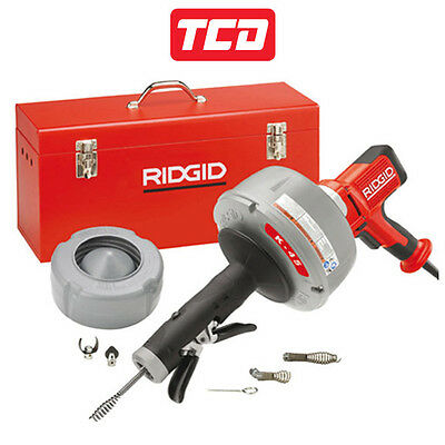 Ridgid K-45 AF-5 Drain Cleaning Machine Kit Autofeed - 36043 (240v)