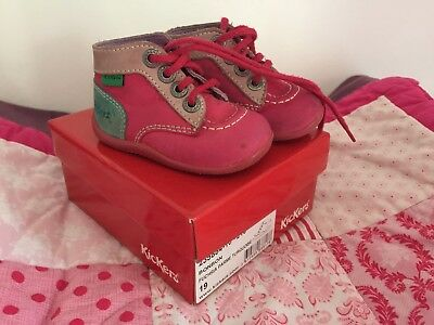 Kickers Fille P 19