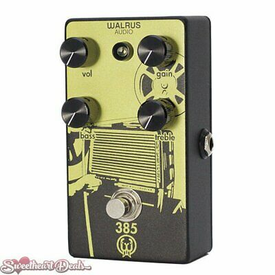 Walrus Audio 385 Overdrive Guitar Effect Pedal