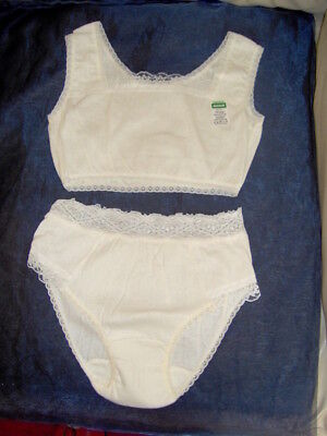 Girls Crop Top Sets Ages 2/3  Years   - Cotton Ideal Gift
