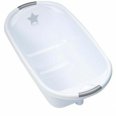 Strata Deluxe Baby Bath Silver Lining Little Star