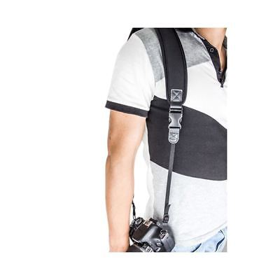 JJC NS-Q1 Neoprene Comfort Neck Strap for DSLR Cameras with Anti-slip Design