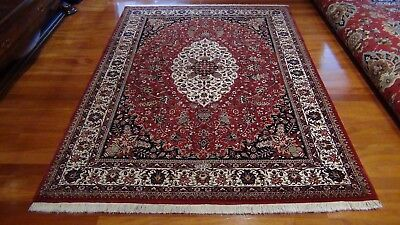 Exceptional Handcrafted Original Persian Rug, excellent quality