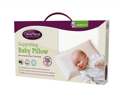 *BEST Baby Cot Pillow Memory Foam Luxury Pillows Comfort Support Air Flow NEW