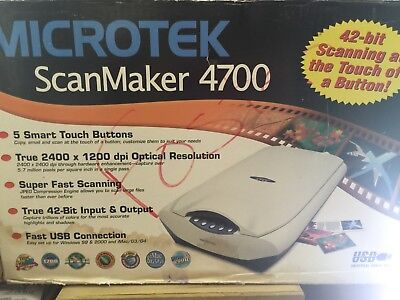 MICROTEK 4700 SCANMAKER DRIVER FOR WINDOWS MAC