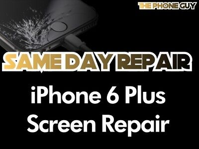 iPhone 6 Plus Screen Repair Service (SAME DAY REPAIR)