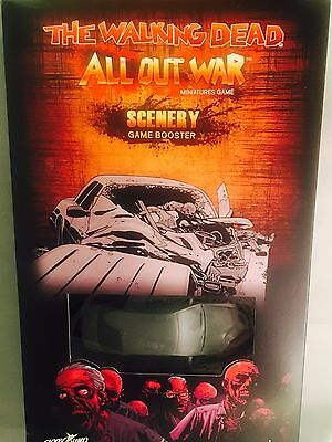 The Walking Dead - Scenery Game Booster - Mantic Games