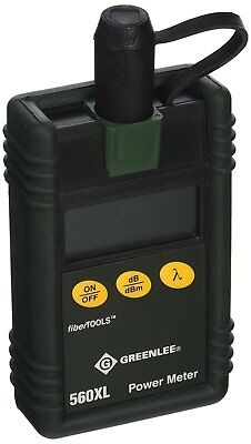 Greenlee 560XL Fiber Optic Power Meter