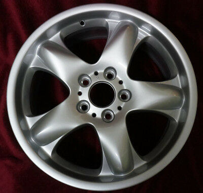4 x Original BMW X5 E53 Alufelgen 18 Zoll Styling 58  ALLOY WHEEL  NEW NEU